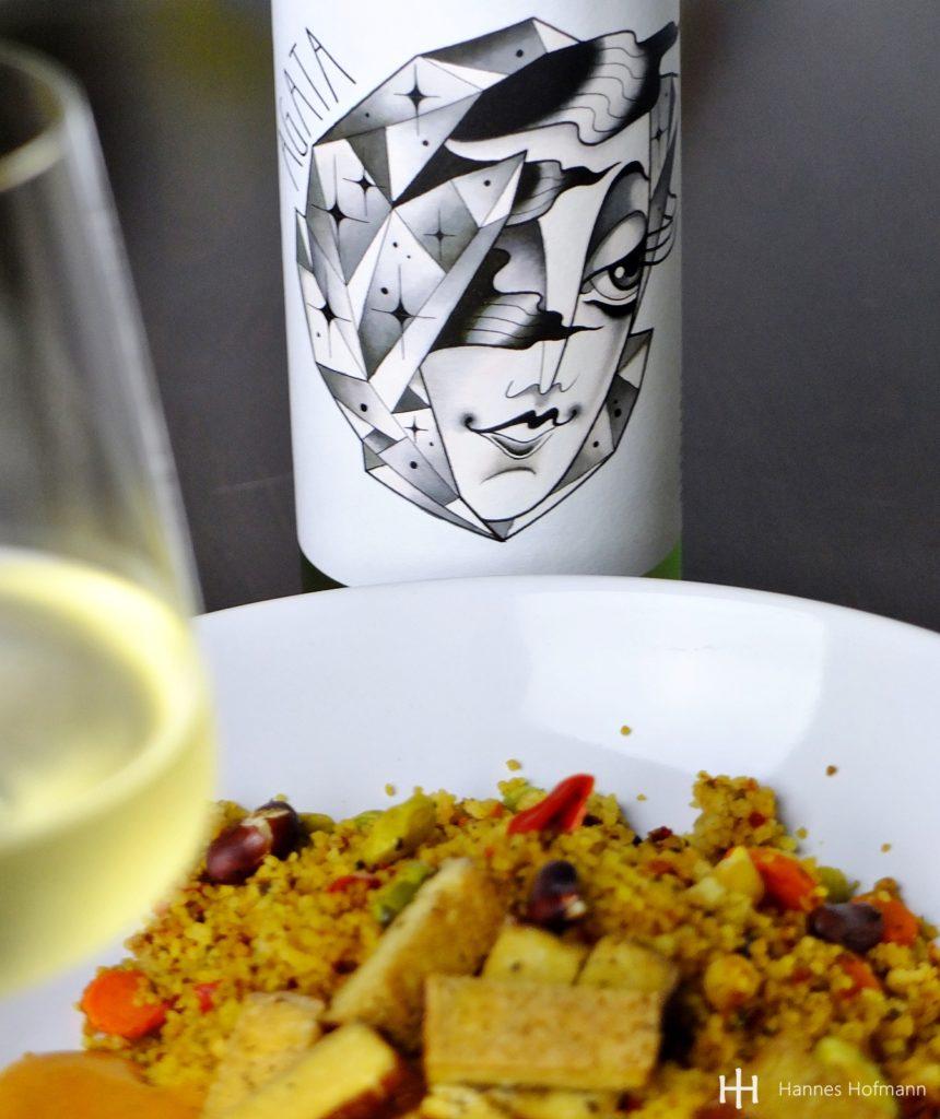 AGATA Pinot Grigio 2015 vom Weingut Benazzoli
