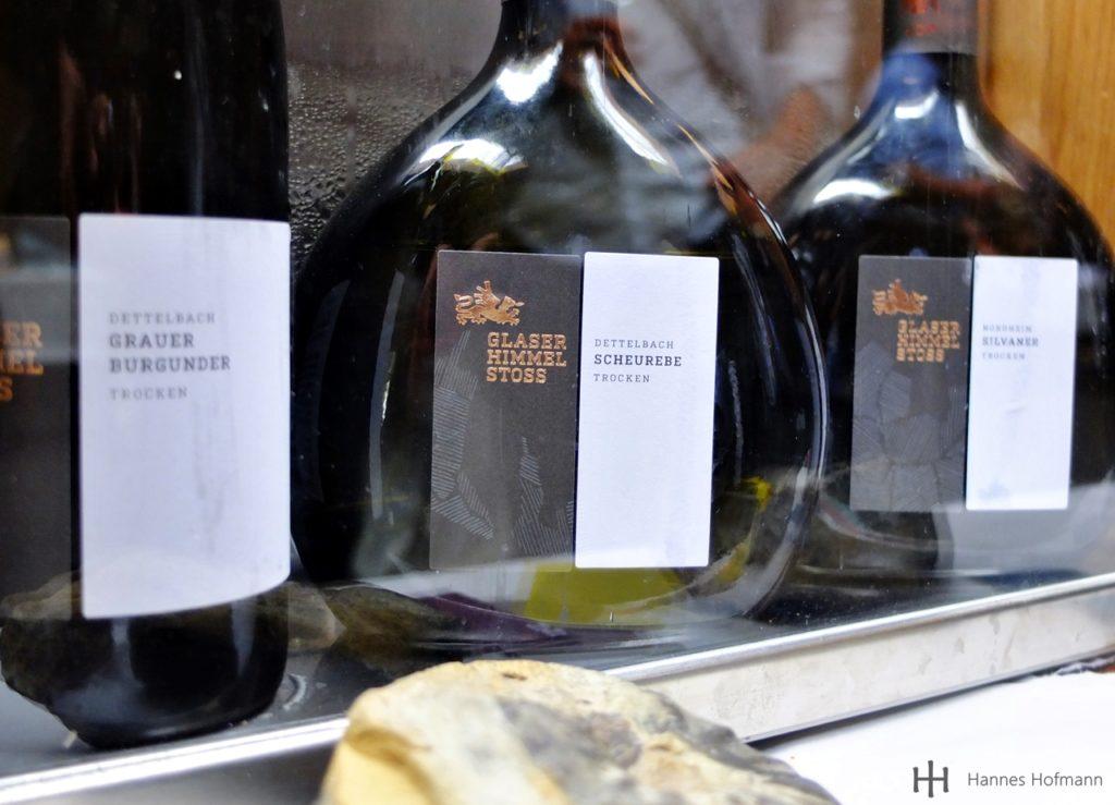 Die Präsenz des Weinguts Glaser Himmelstoss