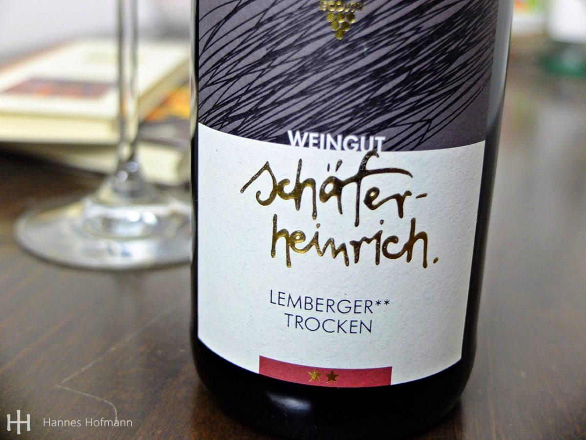 Bio Lemberger von Schäfer-Heinrich