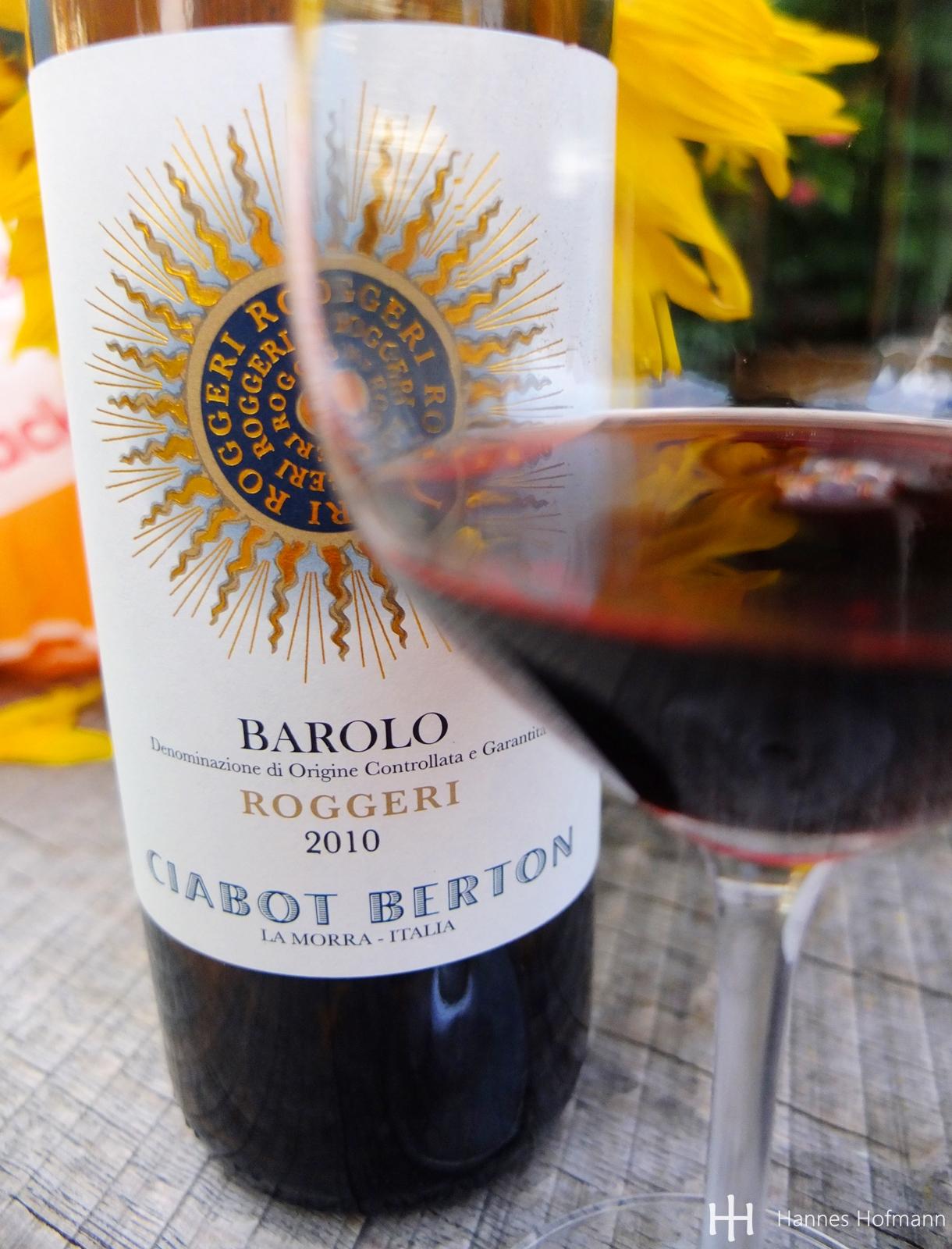 Ciabot Berton - Roggeri Barolo 2010 - La Morra - Piemont