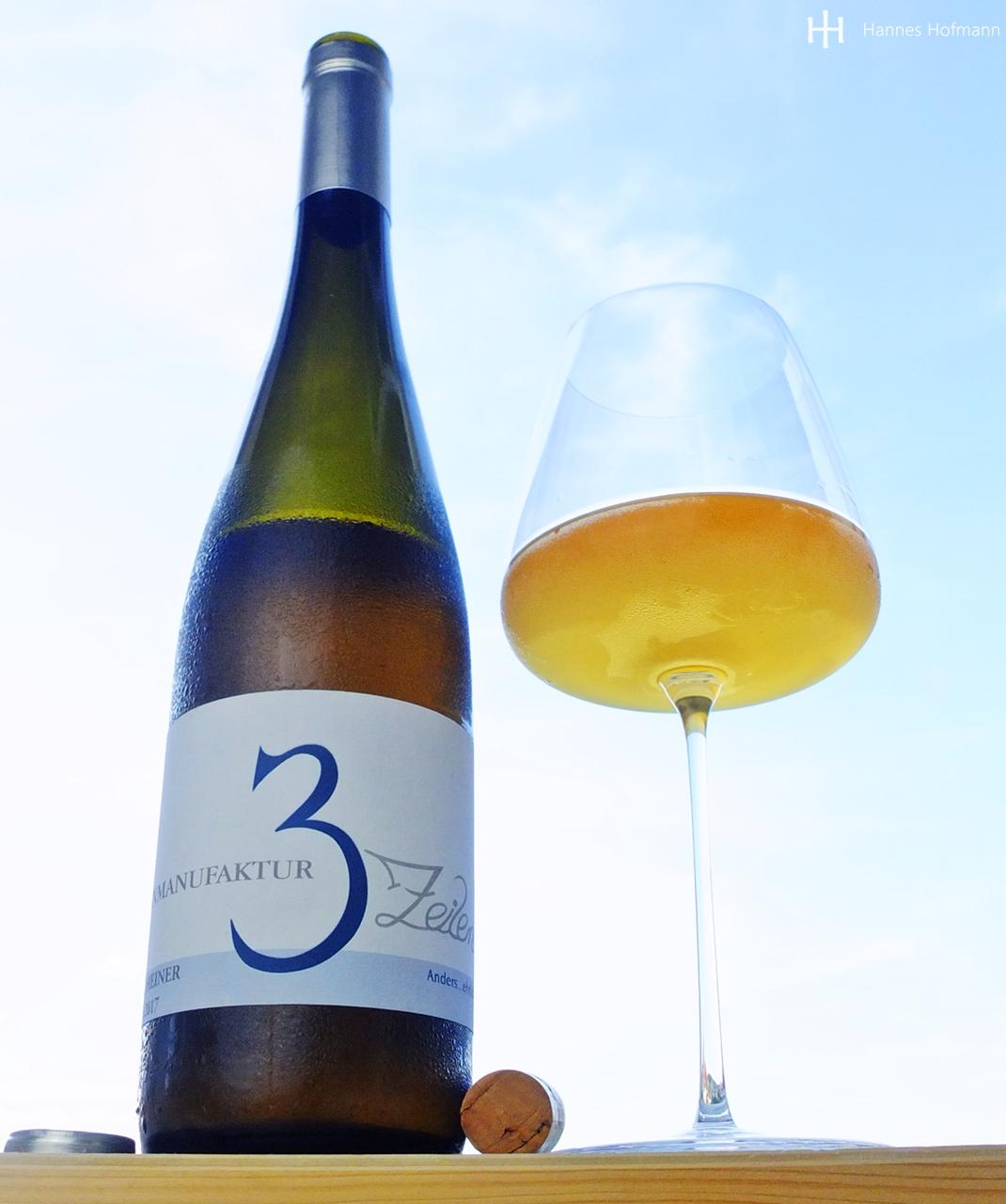 Onkel Heiner Seiner 2017 - 3 Zeilen Weinmanufaktur