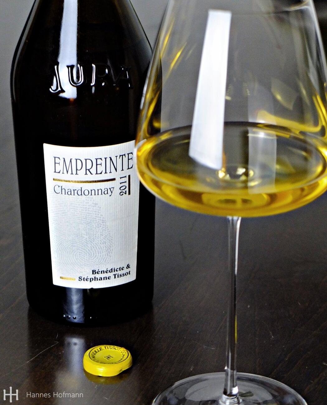 Empreinte 2011 von Benedicte & Stephane Tissot - Jura-Chardonnay