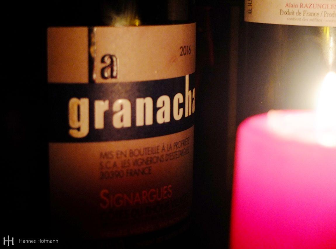 La Granacha Vieilles Vignes Signargues 2016 - Côtes-du-Rhône Villages