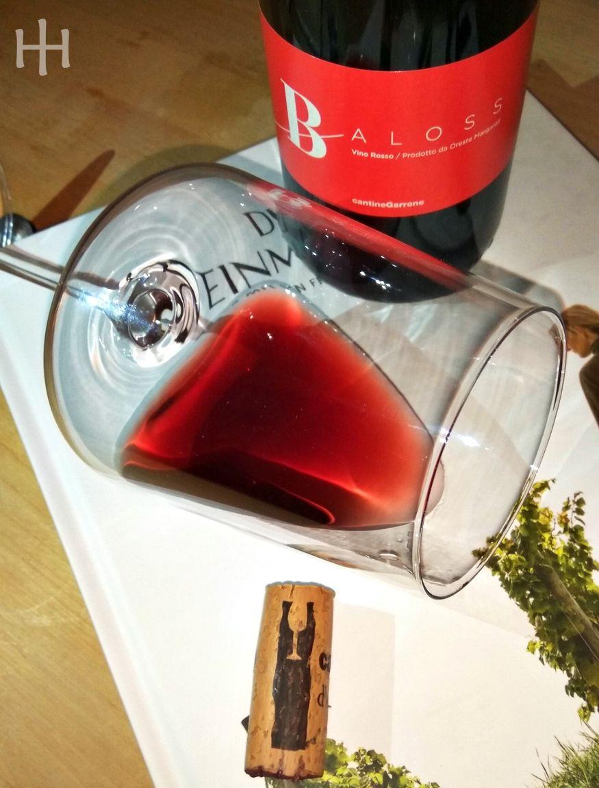 Baloss 2018 - Pinot Noir - Cantine Garrone - Val d'Ossolla - Piemont