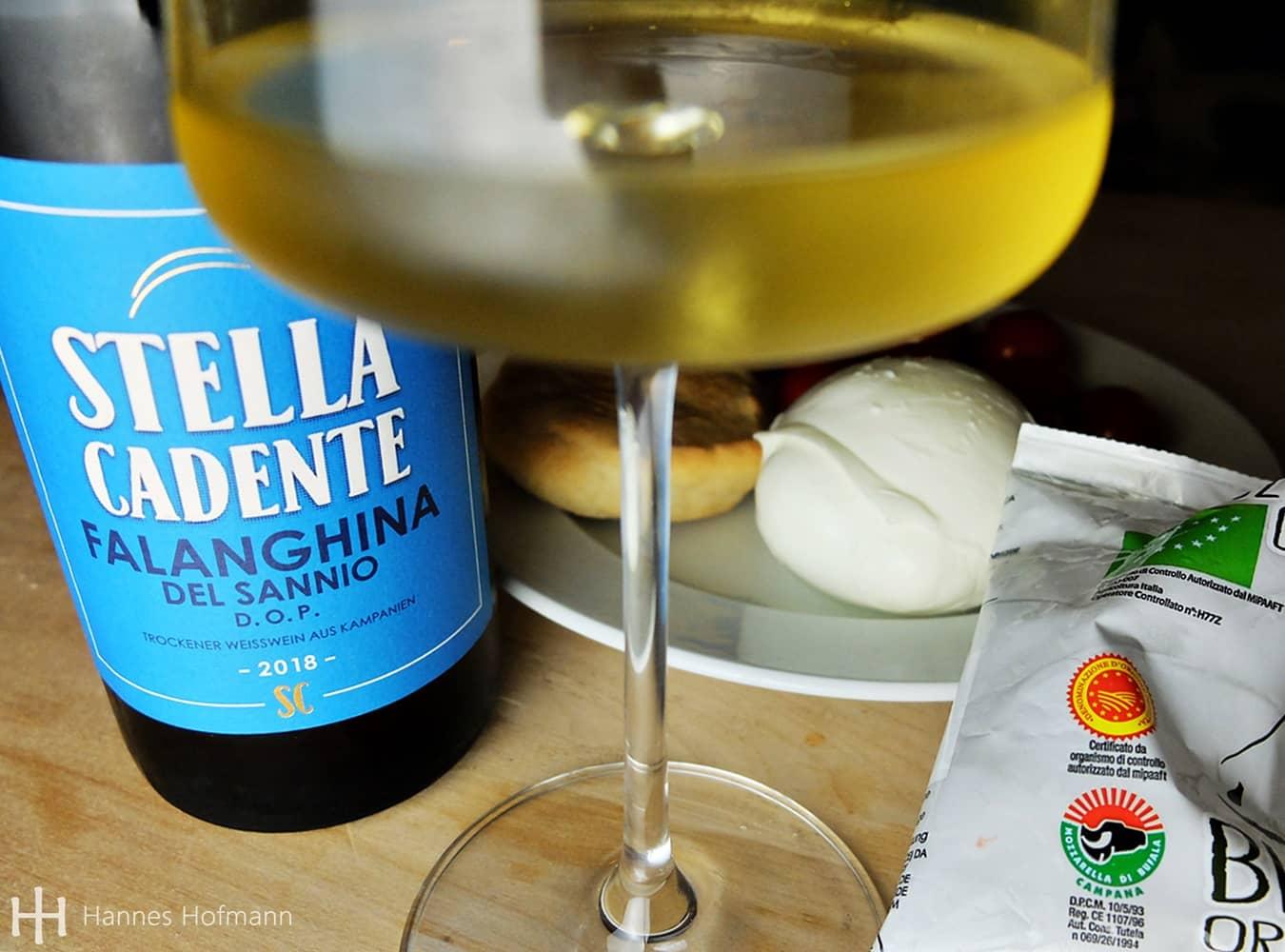 Stella Cadente - Falanghina del Sannio - 2018 - Kampanien