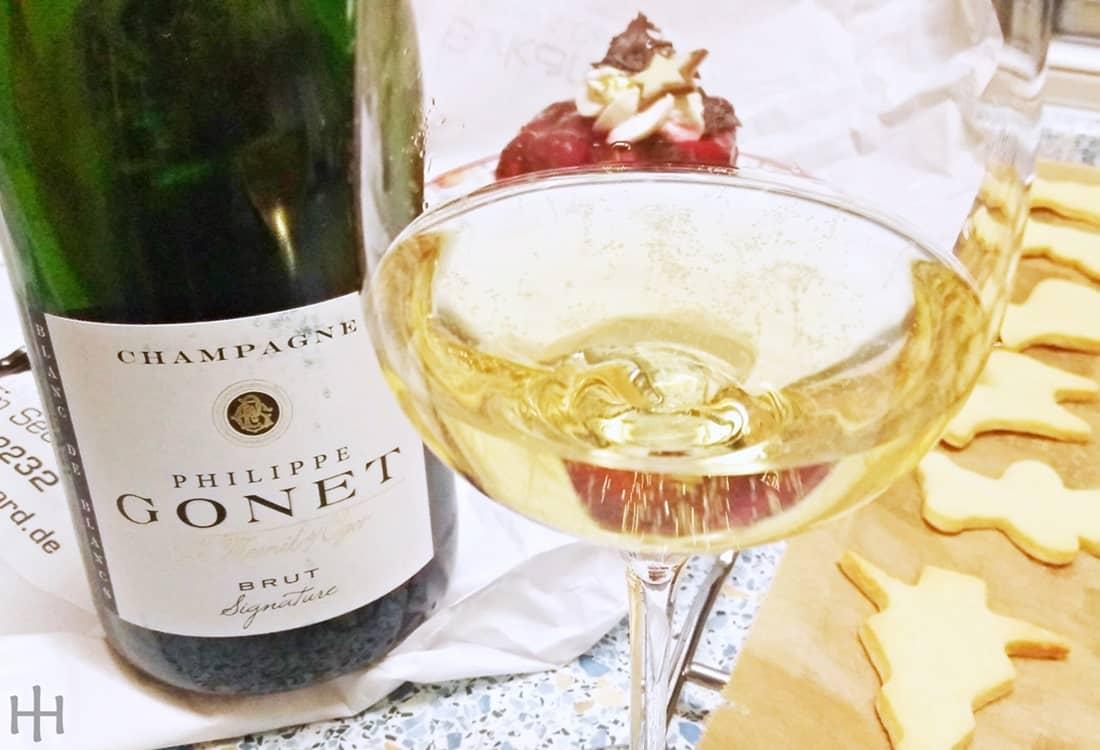 Champagne Brut 'Signature' Blanc de Blancs - Philippe Gonet